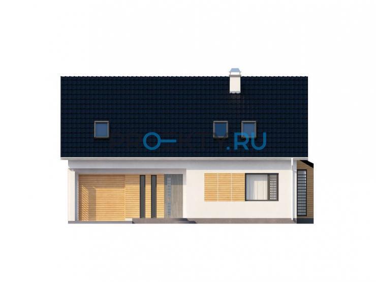 Фасады проекта Z124