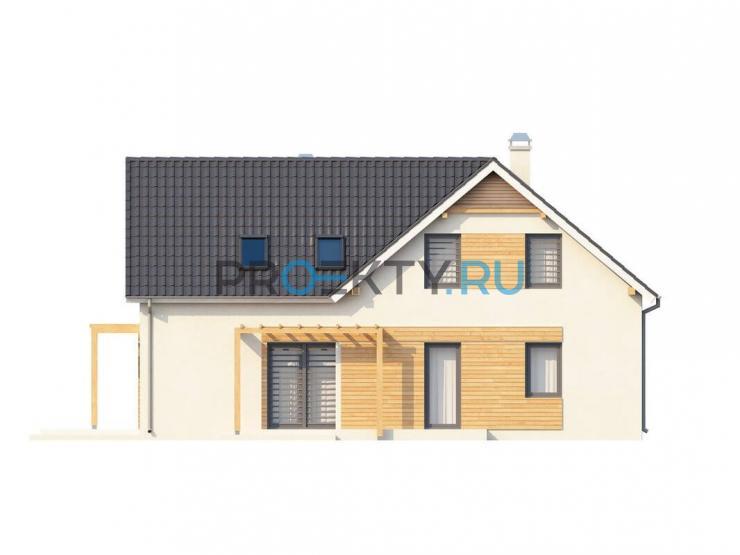 Фасады проекта Z125