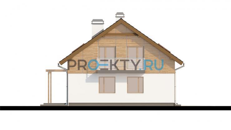 Фасады проекта Z130