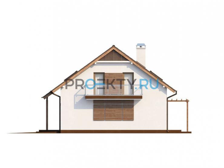 Фасады проекта Z133