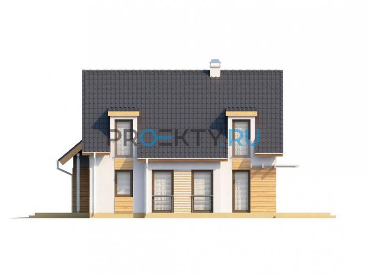 Фасады проекта Z135