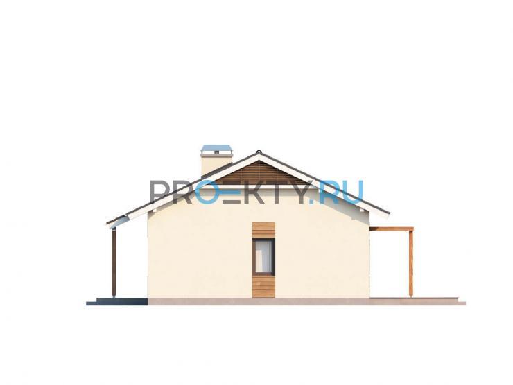 Фасады проекта Z136