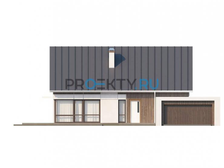 Фасады проекта Z142