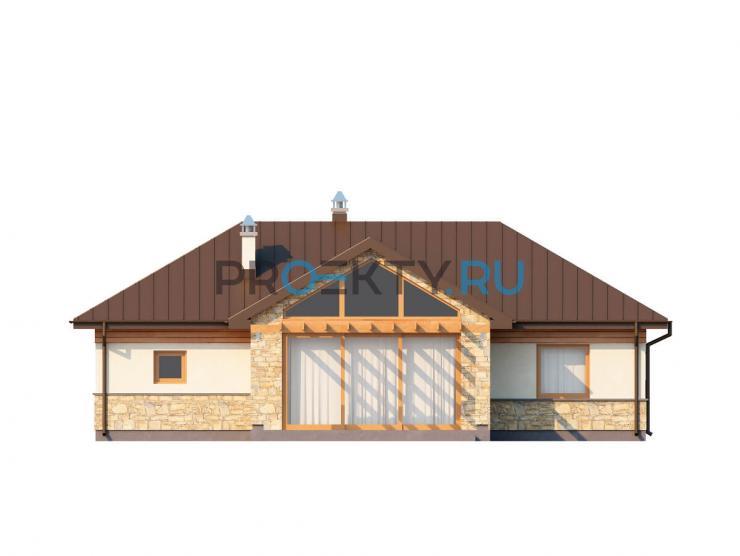 Фасады проекта Z151