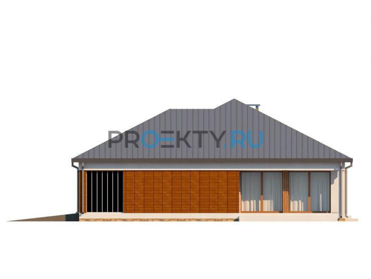 Фасады проекта Z152
