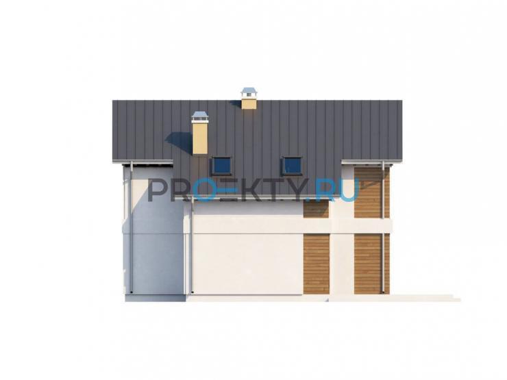 Фасады проекта Z155