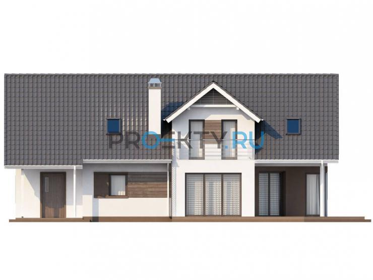 Фасады проекта Z160