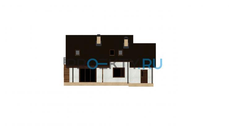 Фасады проекта Z162 GLv2