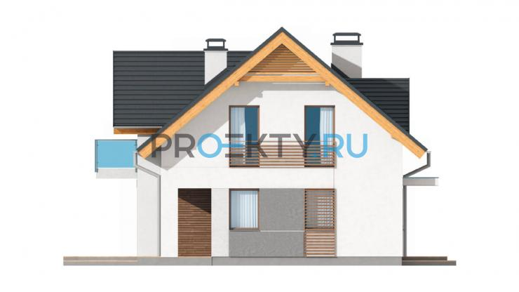 Фасады проекта Z163