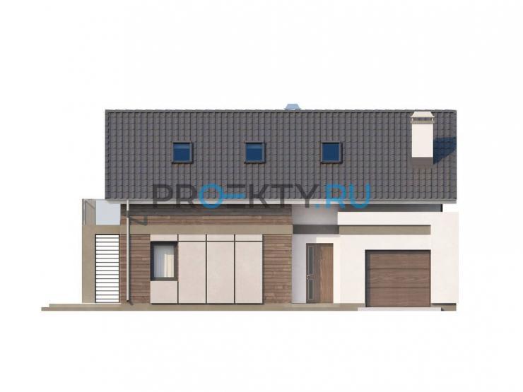 Фасады проекта Z168