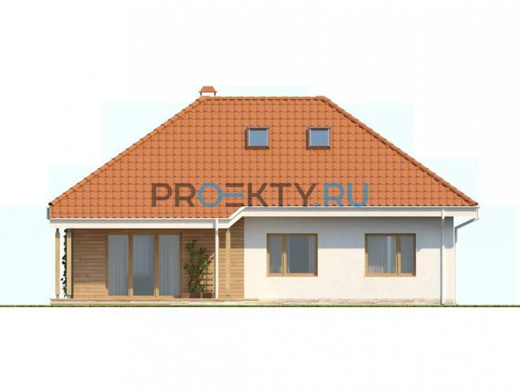 Фасады проекта Z169