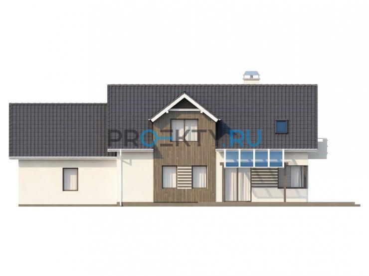Фасады проекта Z175