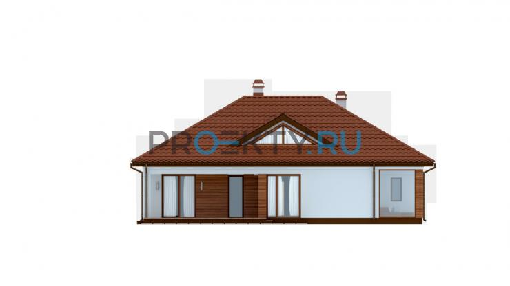 Фасады проекта Z185
