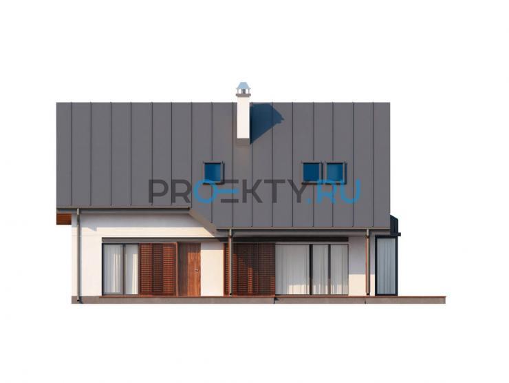 Фасады проекта Z186