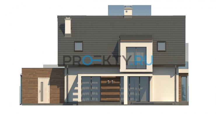 Фасады проекта Z189