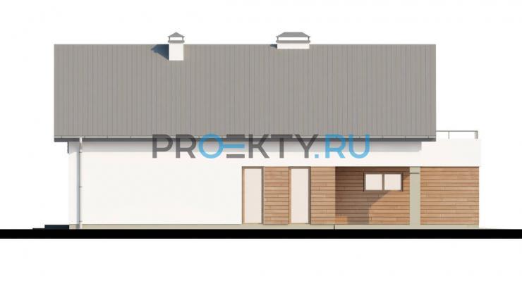Фасады проекта Z198