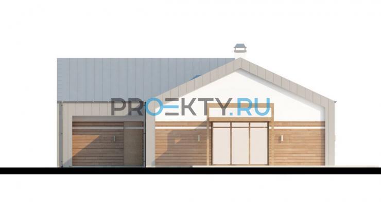 Фасады проекта Z208