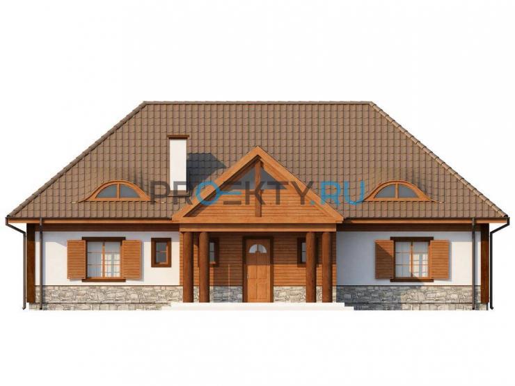 Фасады проекта Z20