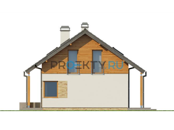 Фасады проекта Z210