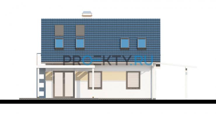 Фасады проекта Z216