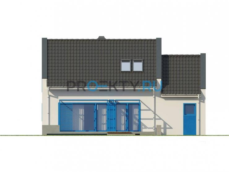 Фасады проекта Z217
