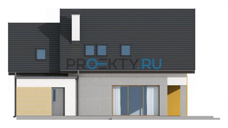 Фасады проекта Z219