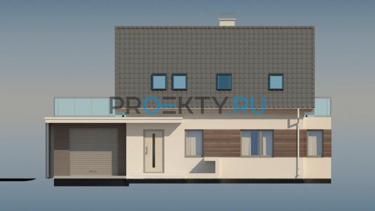 Фасады проекта Z231