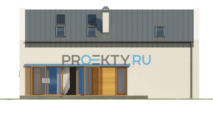 Фасады проекта Z232