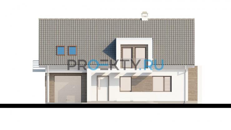 Фасады проекта Z236