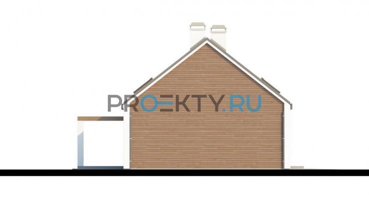 Фасады проекта Z237
