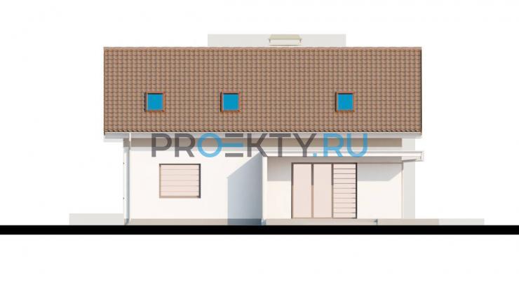 Фасады проекта Z244