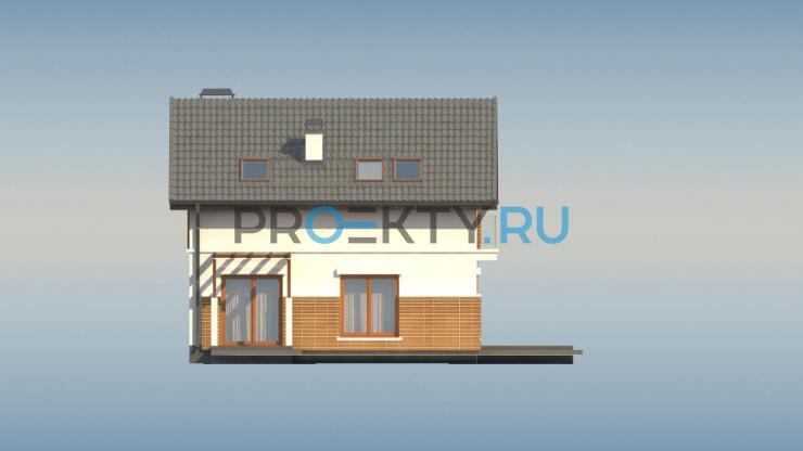 Фасады проекта Z248