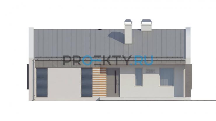 Фасады проекта Z251