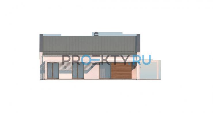 Фасады проекта Z258
