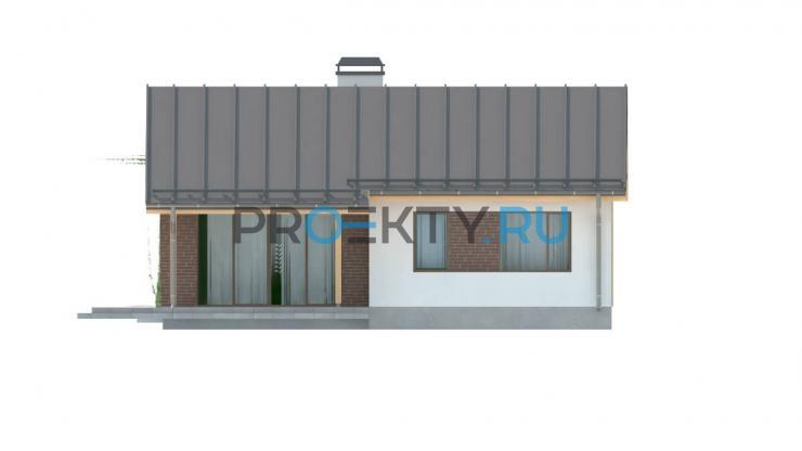 Фасады проекта Z262