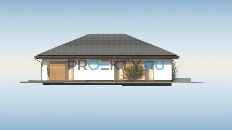 Фасады проекта Z268