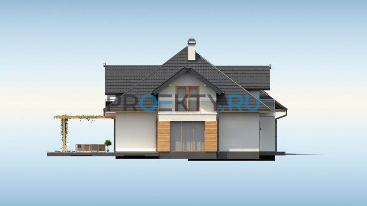 Фасады проекта Z270