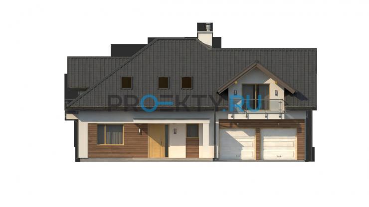 Фасады проекта Z272