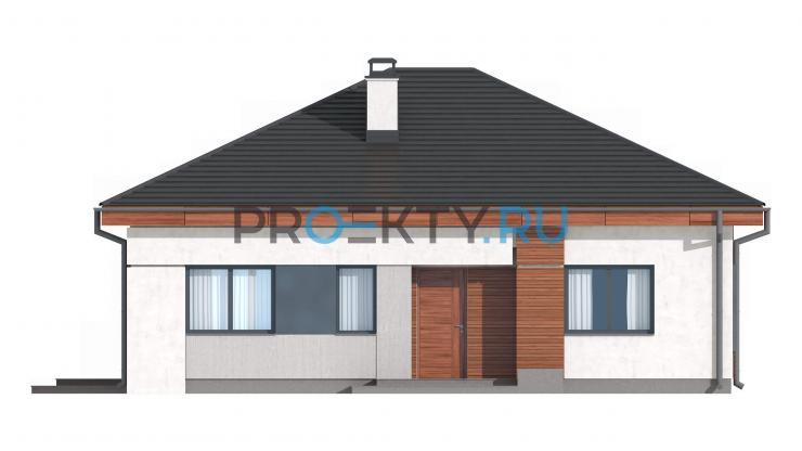 Фасады проекта Z273