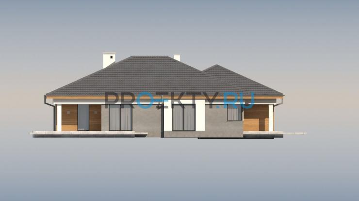 Фасады проекта Z281