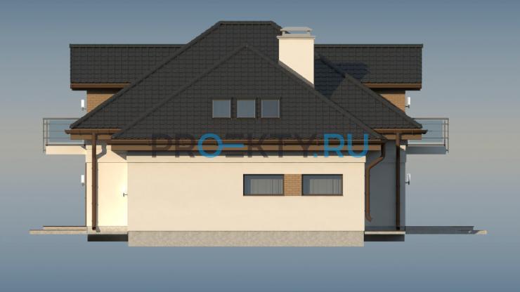 Фасады проекта Z283