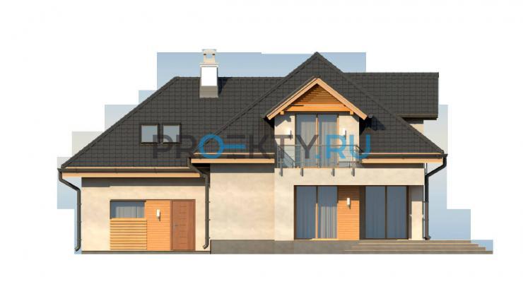 Фасады проекта Z284