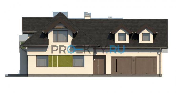 Фасады проекта Z286