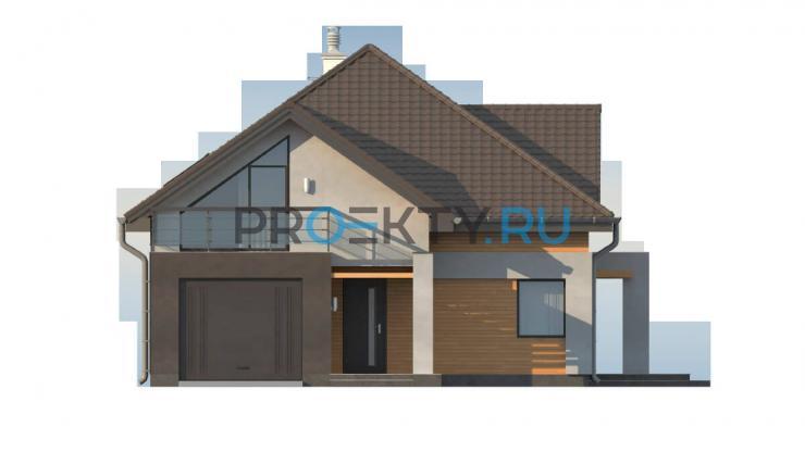Фасады проекта Z288
