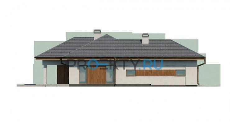 Фасады проекта Z289