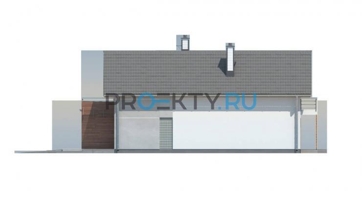 Фасады проекта Z293