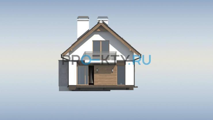 Фасады проекта Z294