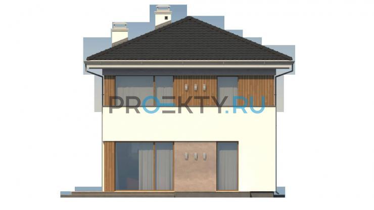 Фасады проекта Z295