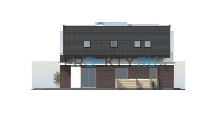 Фасады проекта Z296