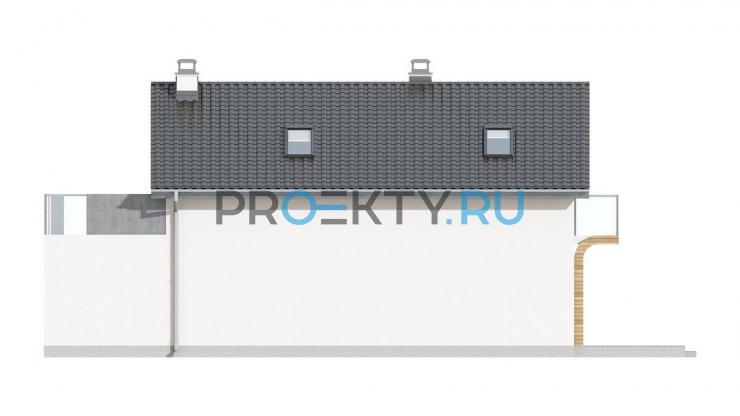 Фасады проекта Z298